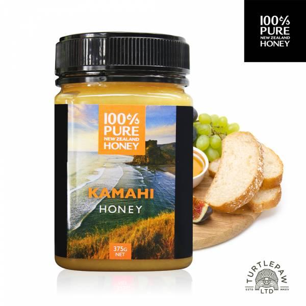 【 紐西蘭恩賜】卡瑪希蜂蜜1瓶 (375公克) 紐西蘭恩賜,卡瑪希,蜂蜜