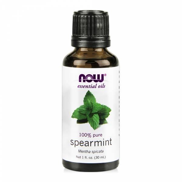 【NOW】綠薄荷精油(30ml)Spearmint Oil 綠薄荷 精油,薄荷 功效,提神,保養,放鬆,壓力,按摩,緊張,now,精油,薄荷