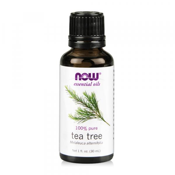 【NOW】茶樹精油(30 ml) Tea Tree Oil  茶樹 精油,抗痘,面膜,保養,放鬆,皮膚,壓力,按摩,now,精油,茶樹