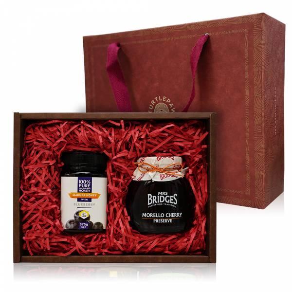 歡樂午茶系列禮盒 禮盒組,蜂蜜,果醬