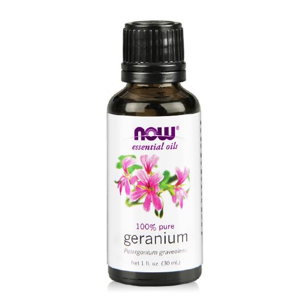 【NOW】天竺葵精油(30 ml) Geranium Oil    天竺葵 精油,玫瑰 天竺葵,保養,放鬆,壓力,按摩,now,精油,天竺葵
