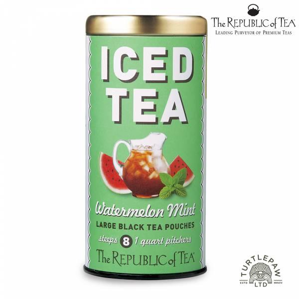 【茶本共和國】薄荷西瓜風味冰茶(8包) 薄荷西瓜風味冰茶,冰茶,茶本共合國,tea,茶
