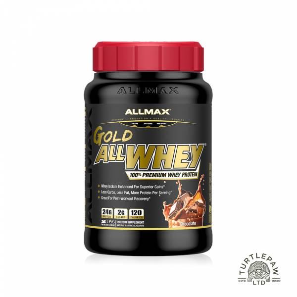 【加拿大ALLMAX】奧美仕金牌乳清蛋白巧克力飲品1瓶 (907公克) 乳清蛋白,ALLMAX,奧美仕,巧克力