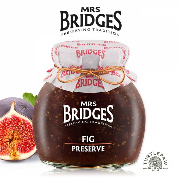 【MRS. BRIDGES】英橋夫人無花果果醬(大)340g MRS. BRIDGES,英橋夫人,無花果,果醬