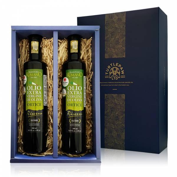 義大利Romano羅蔓諾特級初榨橄欖油禮盒 禮盒組,橄欖油