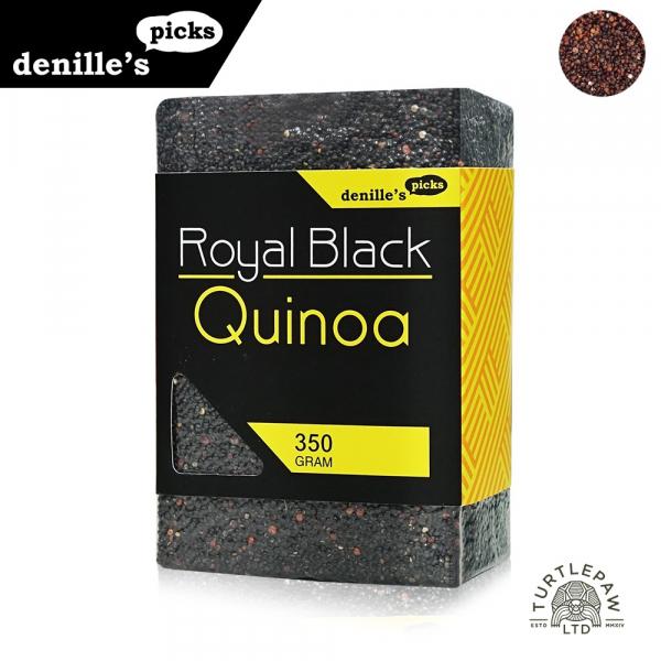 【Denille's Picks】黑藜麥QUINOA1包 (350公克) Denille's Picks,藜麥,QUINOA