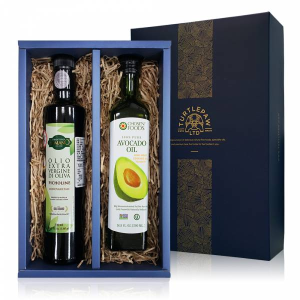 精選油品禮盒-Romano橄欖油.Chosen Foods酪梨油 禮盒組,橄欖油,酪梨油