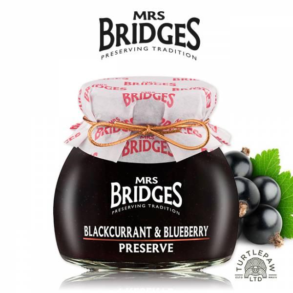 【MRS. BRIDGES】英橋夫人黑加侖藍莓果醬 (小)113g  MRS. BRIDGES,英橋夫人,黑加侖藍莓,果醬