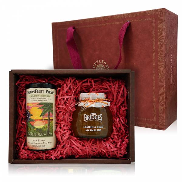 精選午茶系列禮盒 禮盒組,果醬,茶葉