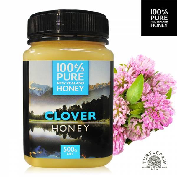 即期【 紐西蘭恩賜】三葉草蜂蜜1瓶 (500公克) 效期至2022/1  紐西蘭恩賜,三葉草,蜂蜜