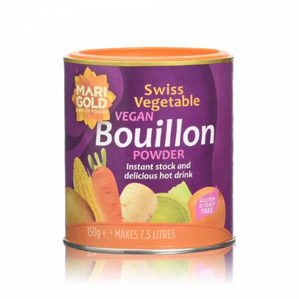 【MARIGOLD】瑞士蔬食湯 (150公克) 植物五辛素,即沖即飲方便美味! MARIGOLD,奶素,蔬食,植物蛋白