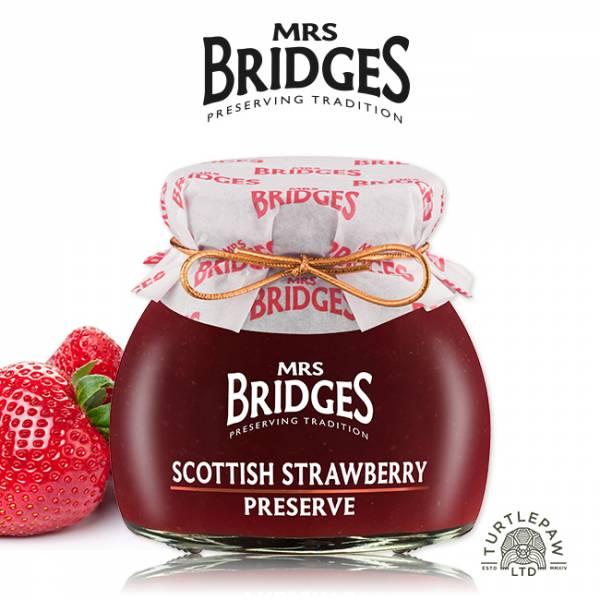 【MRS. BRIDGES】英橋夫人蘇格蘭草莓果醬(小)113g  MRS. BRIDGES,英橋夫人,蘇格蘭草莓,果醬,草莓