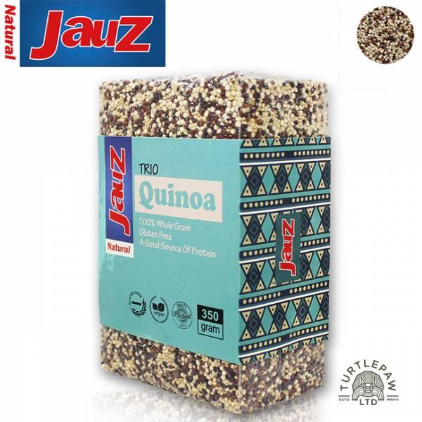 【JAUZ喬斯】三色藜麥QUINOA 1包 (350公克) JAUZ,喬斯,藜麥,QUINOA,