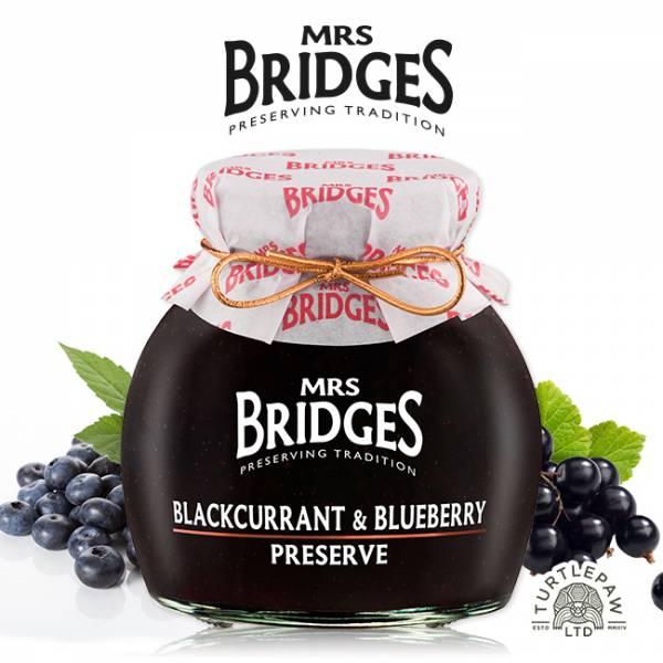 【MRS. BRIDGES】英橋夫人黑加侖藍莓果醬(大)340g MRS. BRIDGES,英橋夫人,黑加侖藍莓,果醬