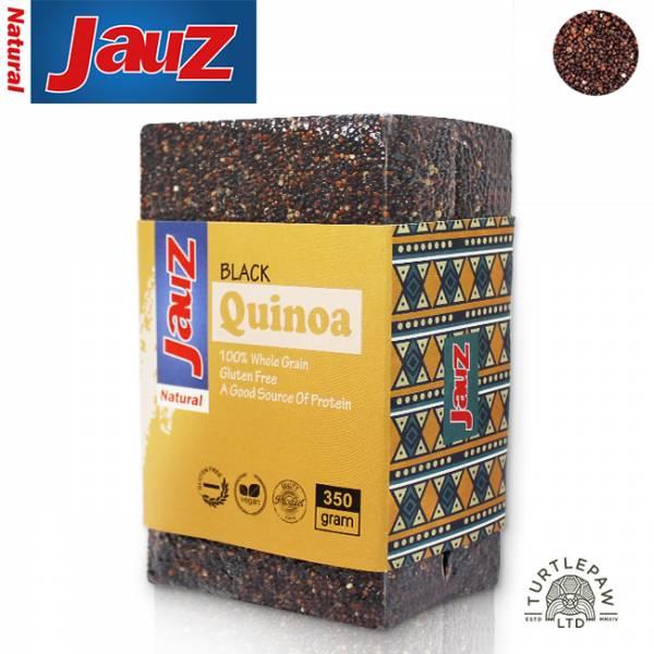 【JAUZ喬斯】黑藜麥QUINOA 1包 (350公克) 效期至2021/11 JAUZ,喬斯,藜麥,QUINOA,