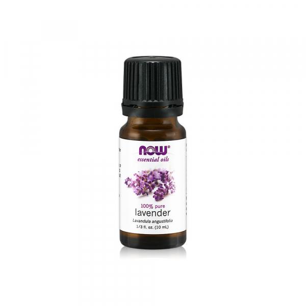 【NOW】天然薰衣草精油 (10 ml) Lavender Oil  保養,放鬆,皮膚,壓力,按摩,薰衣草 精油,失眠 怎麼辦,助眠,now,精油,薰衣草