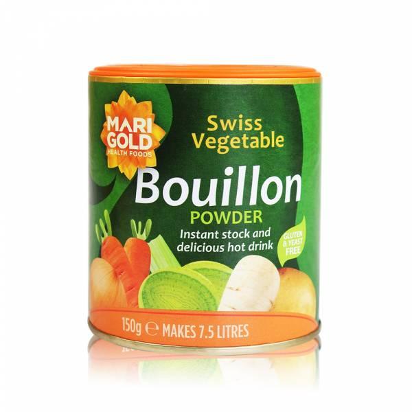 【MARIGOLD】瑞士原味蔬食湯 (150公克) 奶素,即沖即飲方便美味! MARIGOLD,奶素,蔬食,植物蛋白