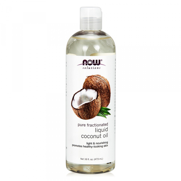 【NOW】椰子基底油(16oz/473ml) Liquid Coconut Oil now,基底油,基礎油,按摩油,椰子油