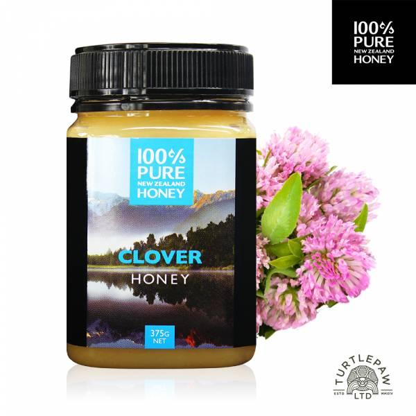 【 紐西蘭恩賜】三葉草蜂蜜1瓶 (375公克) 效期至2022/1 紐西蘭恩賜,三葉草,蜂蜜