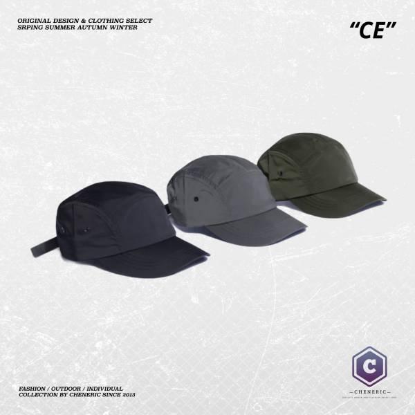 【機能五分割帽】可調防水快乾輕巧摺疊 黑 軍綠 鐵灰 戶外,工裝,outdoor,漁夫帽,奔尼帽