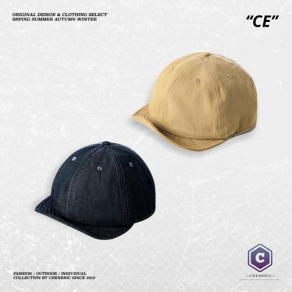 【六分割短檐帽】日系工裝Cityboy 丹寧 卡其 戶外,工裝,outdoor,日系,cheneric
