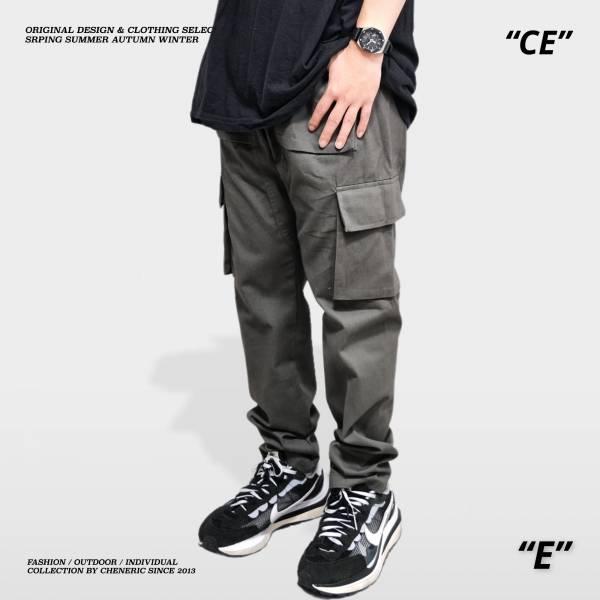 【多口袋工作褲2.0】 工裝六口袋直筒卡哈Carhartt 灰綠 工作褲,余文樂,寬鬆,工裝,大口袋,直筒,卡哈,Carhartt