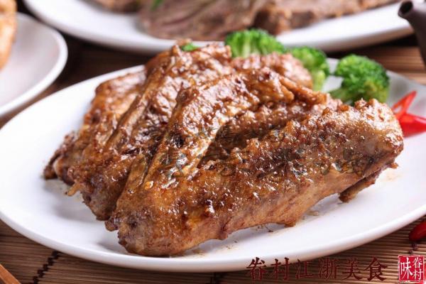 香辣老滷鴨翅(冰鎮)3支包