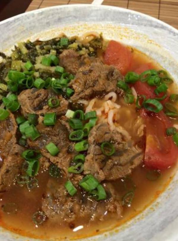 蕃茄牛肉麵(一人限量10份)