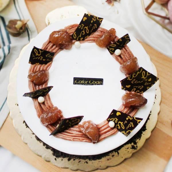 歐牧鮮奶油栗子蛋糕-6吋 歐牧鮮奶油栗子蛋糕,鮮奶油,栗子,慶生,長輩蛋糕,台北人氣蛋糕,生日蛋糕,網購蛋糕,蛋糕推薦,長輩生日蛋糕推薦
