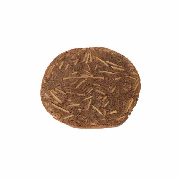 巧克力杏仁餅乾(罐裝) 手工餅乾,香濃巧克力 ,伴手禮