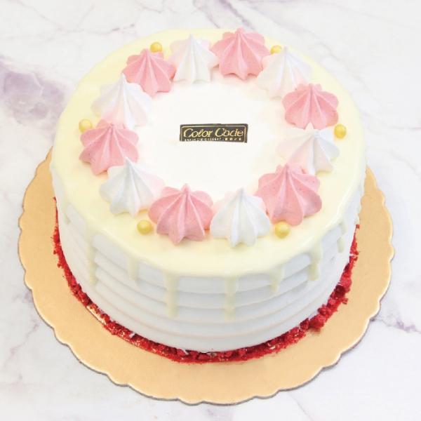 歐牧鮮奶油水果奶餡蛋糕-6吋  歐牧鮮奶油水果奶餡蛋糕,鮮奶油,慶生,長輩生日蛋糕,台北人氣蛋糕,生日蛋糕,網購蛋糕,蛋糕推薦,小朋友慶生,小朋友蛋糕