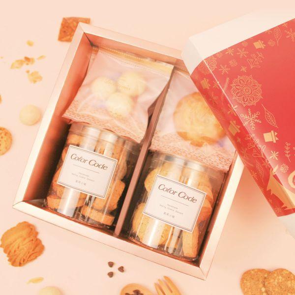 金典手工餅乾禮盒 春節禮盒,送禮推薦,伴手禮,手工餅乾