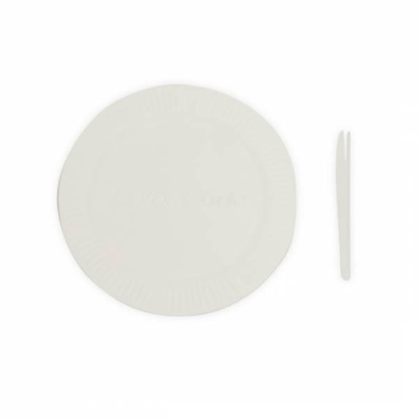 蛋糕紙盤叉(6入)
