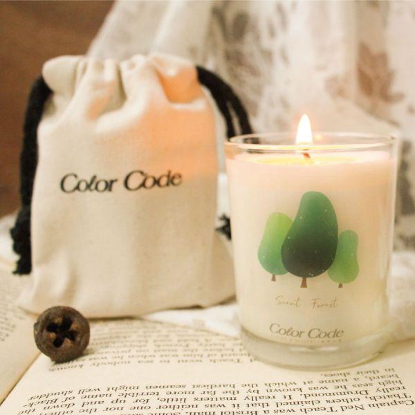 北方森林-品牌限定香氛蠟燭 聖誕節禮物 手工精油香氛蠟燭
