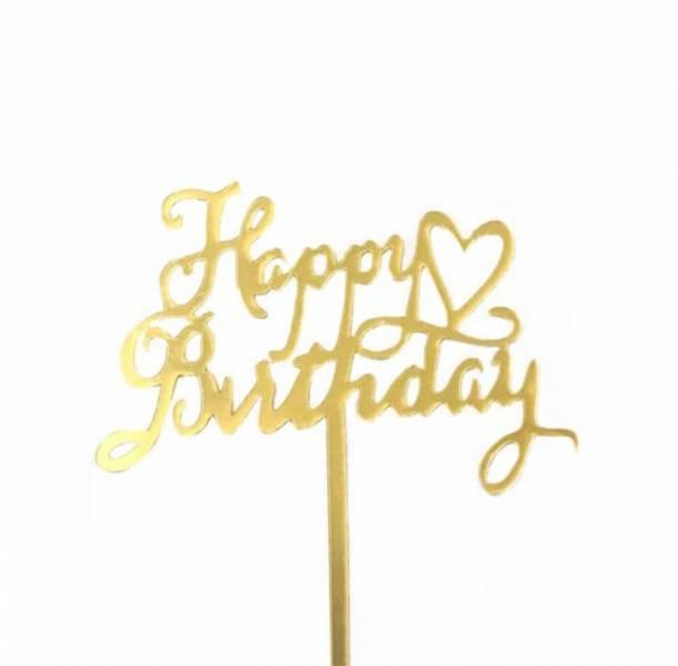 HB閃亮鏡面插牌 慶生、生日插牌、鏡面插牌、生日周邊