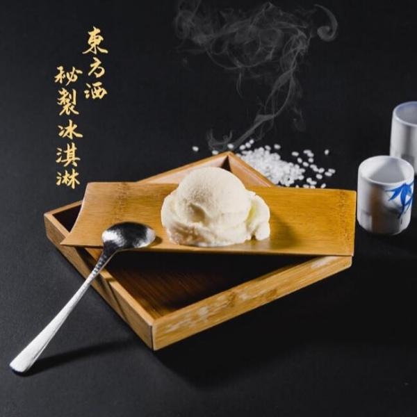 (限量)【二割三分!獺祭純米大吟釀清酒冰淇淋】:毫不猶豫使用一整瓶二割三分的獺祭!從沒看過的豪華! 獺祭;二割三分;清酒;純米大吟釀;花香;法式冰淇淋;駱師傅;獨家;限量;低糖低脂;美味;烈酒冰淇淋