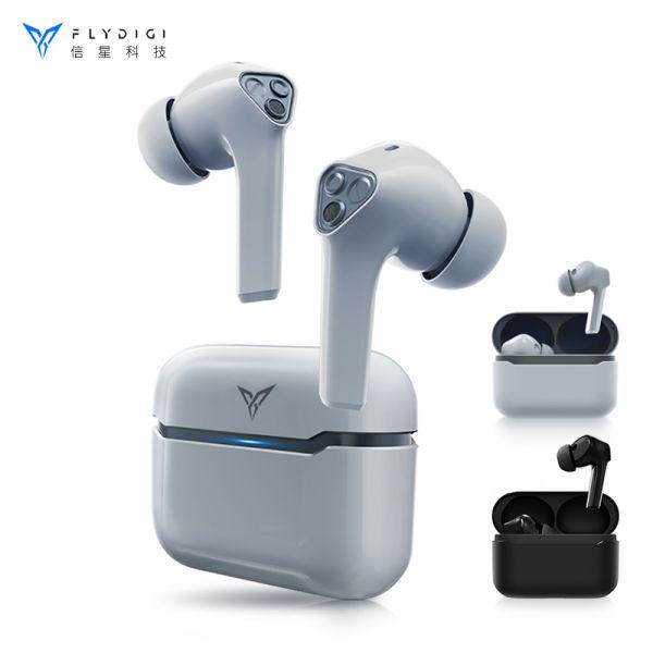 信星科技 飛智銀狐T1【低延遲】無線藍牙耳機