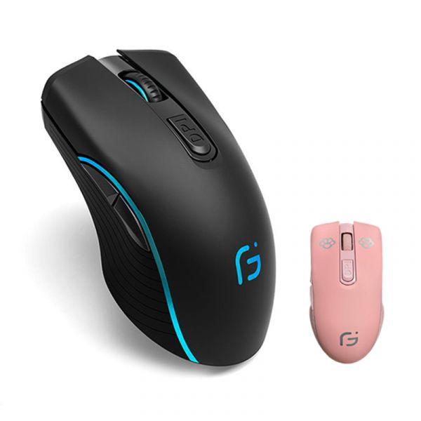 信星【OGORUS X9】2.4G+藍牙 靜音充電滑鼠 X9,X9滑鼠,信星科技滑鼠