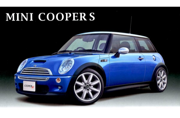 FUJIMI 1/24 RS64 Mini Cooper S 寶馬 迷你 富士美,FUJIMI,Mini Cooper