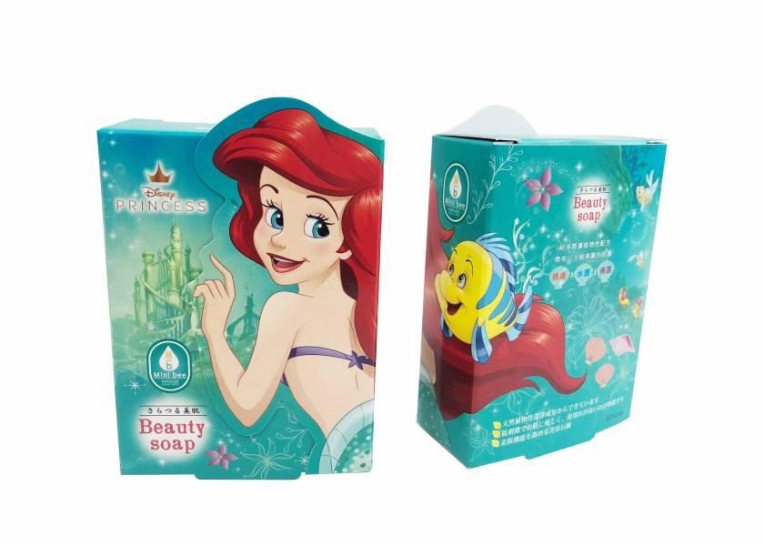 公主美肌皂2入組- Ariel 小美人魚
