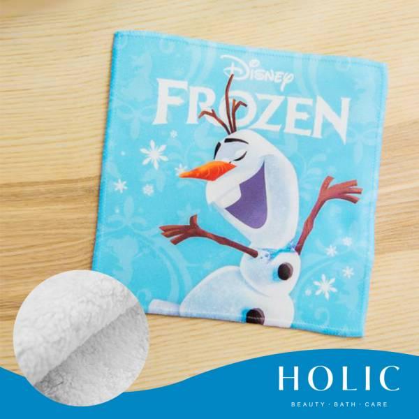 冰雪奇緣系列小方巾-雪寶