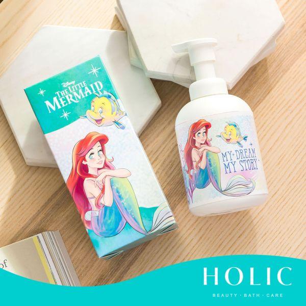 小美人魚系列洗手清潔慕斯 迪士尼 小美人魚