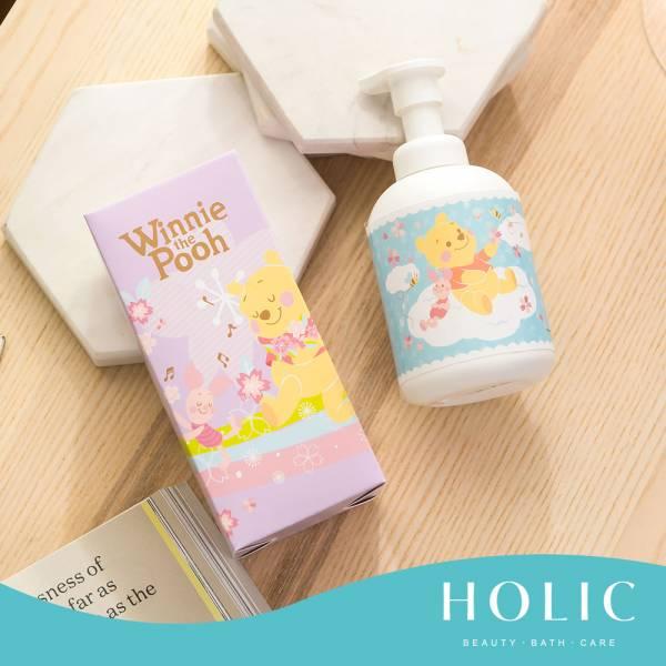 櫻花維尼系列洗手清潔慕斯