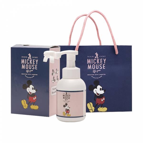 Holic 迪士尼米奇造型洗手清潔慕斯附贈限量提袋