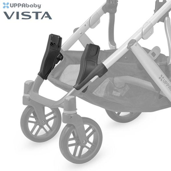 UPPAbaby提籃汽座轉接器(適用Vista下座)