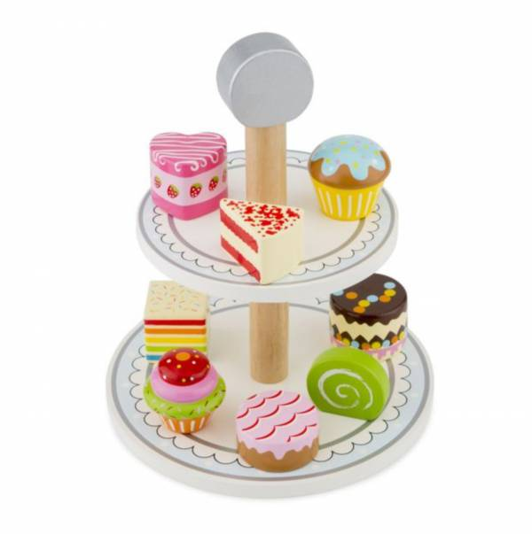 New Classic Toys 英式公主下午茶蛋糕組