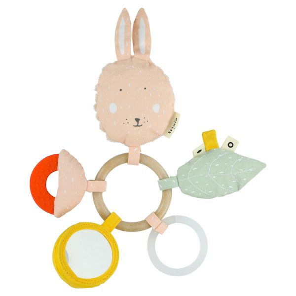 Trixie多功能感統遊戲環|乖乖小兔