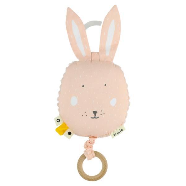 Trixie動物造型音樂鈴|乖乖小兔