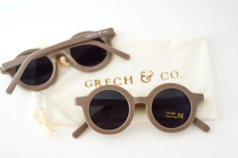 Grech & Co兒童墨鏡|卡其STONE