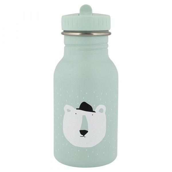 Trixie動物愛喝水隨身瓶350ml 可愛北極熊